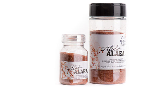 Red Hawaiian Gourmet Sea Salt