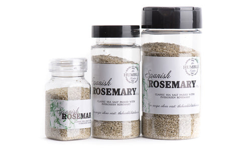 Spanish Rosemary Gourmet Sea Salt