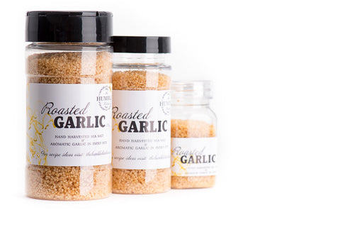 Roasted Garlic Gourmet Sea Salt