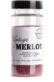 Merlot infused gourmet sea salt