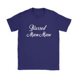 Blessed MawMaw T-Shirts
