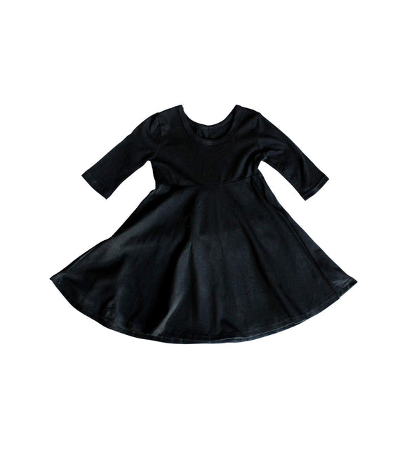 Black Ballerina Dress