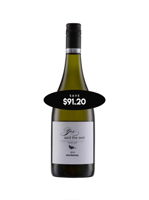 Chardonnay 2018  Limited Release – Geelong Wine Show Celebration