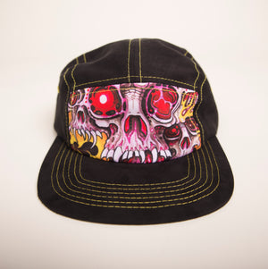 AARON KING 5 PANEL CAMP HAT