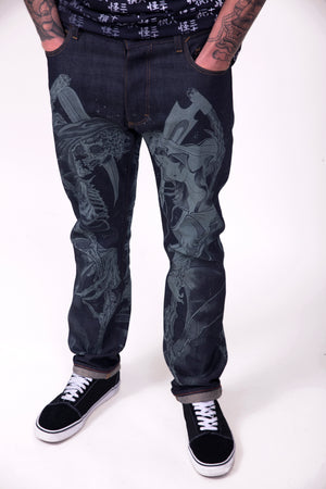 TIMOTHY HOYER JEANS