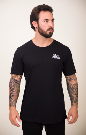 SHODŌ T-SHIRT - BLACK