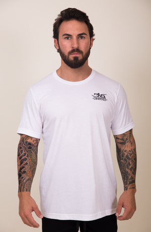 SHODŌ T-SHIRT - WHITE