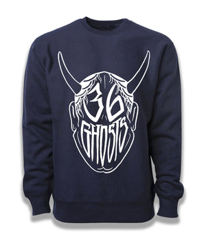 36 GHOSTS HANNYA PREMIUM SWEATSHIRT
