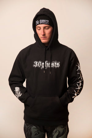 CHAD HUNT PREMIUM HEAVYWEIGHT PULLOVER HOODIE