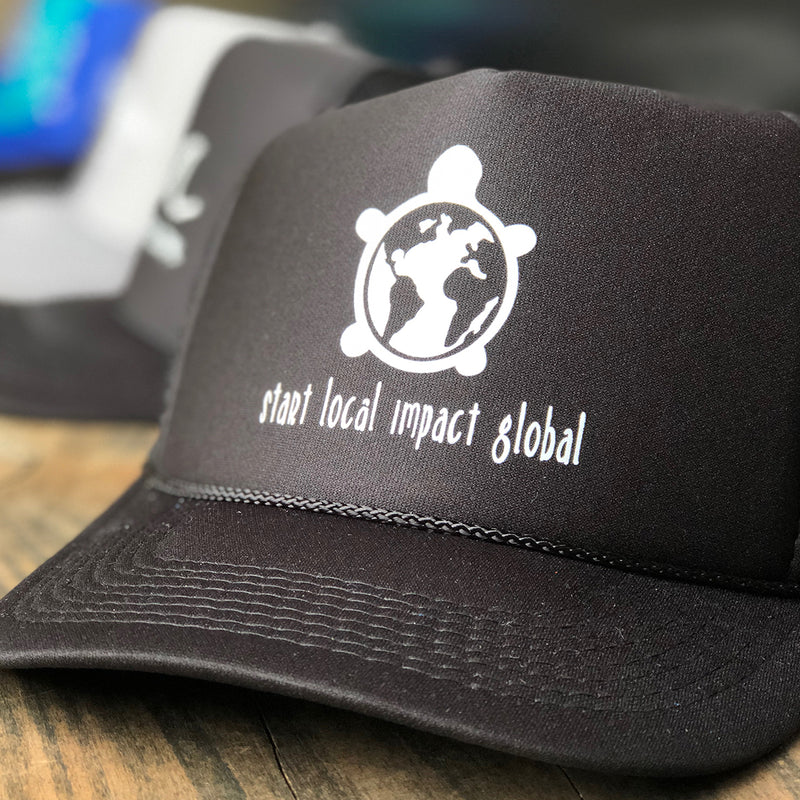 TURTLEPAK LOGO HAT