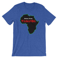 Stolen from Wakanda Short-Sleeve Unisex T-Shirt