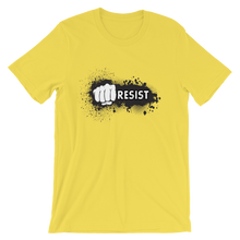 Resist with Fist T-shirt