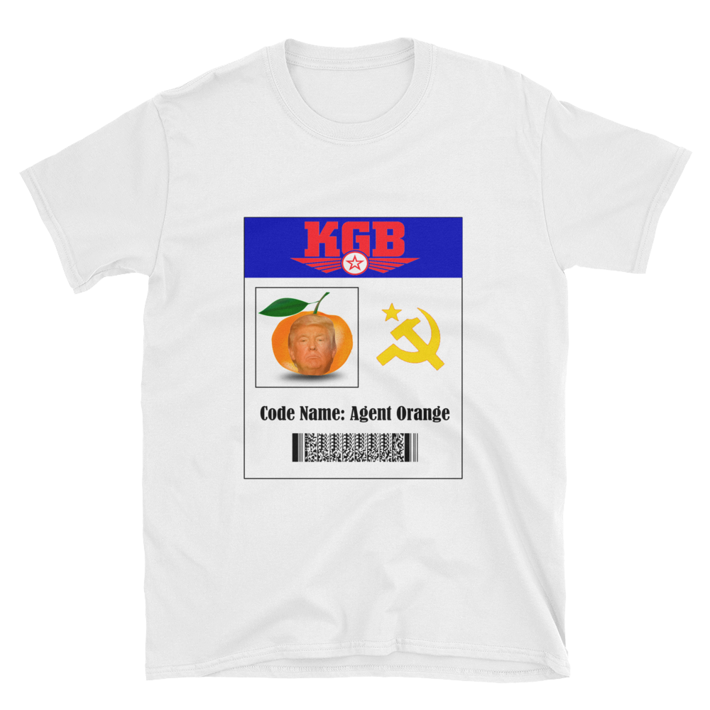 Code Name Agent Orange President Trump T-shirt