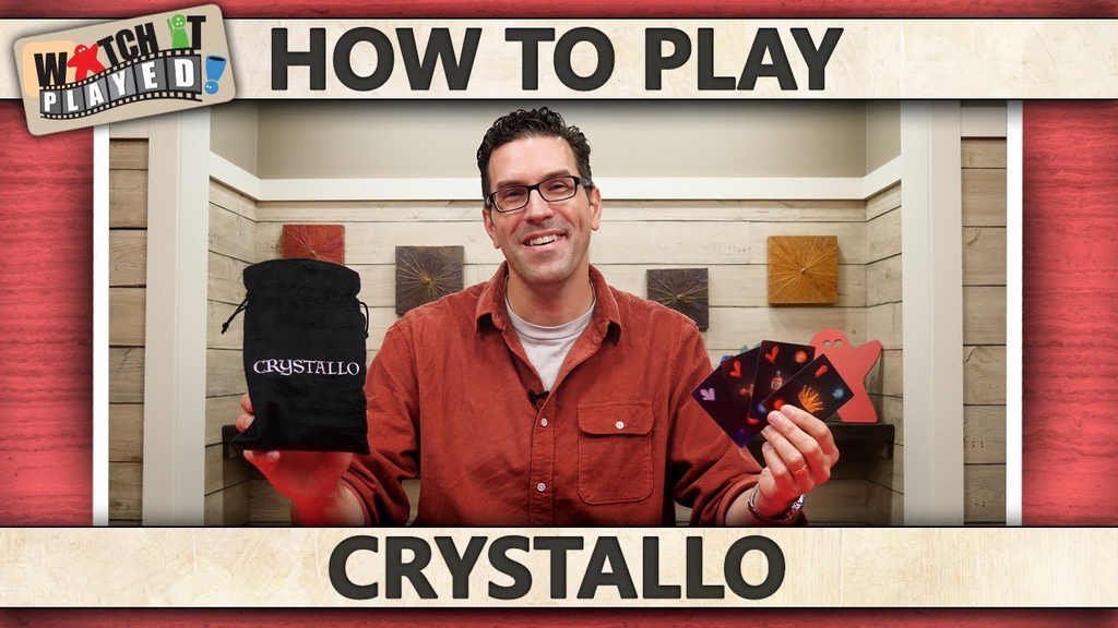 Watch It Played Teaches Crystallo!