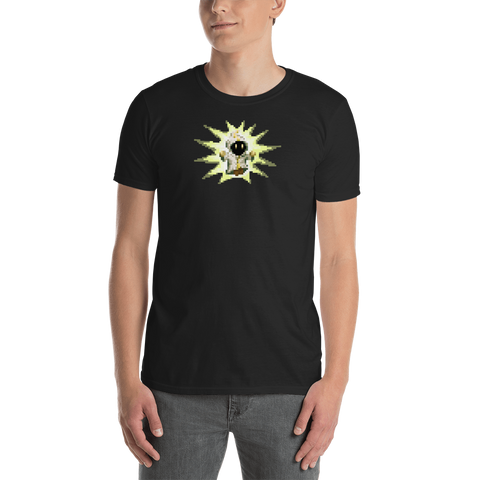 Pixel Glory - Lightbla T-Shirt - Unisex