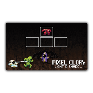 Pixel Glory - Light and Shadow Playmat