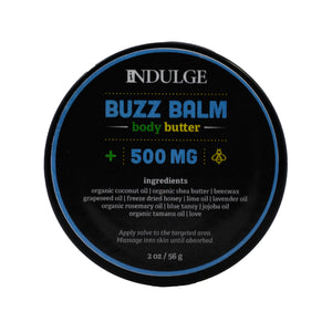 Buzz Balm Body Butter.