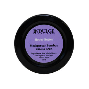 Madagascar Bourbon Vanilla Bean Honey Butter