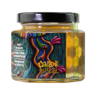 Chris Dyer Art x White Blossom Clover Honey 5oz (Limited Edition).