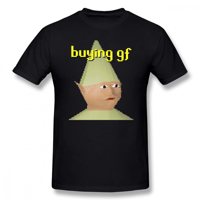 e21b816fe Runescape Cotton T Shirt Gnome Child — Gear Guerilla