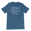 """13-vintage-1950"" Short-Sleeve Unisex T-Shirt"