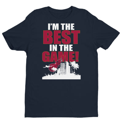 ''I am the best in the game'' Short Sleeve T-shirt