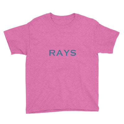 ''Rays'' Youth Short Sleeve T-Shirt