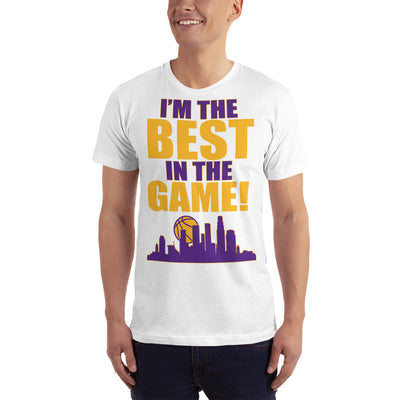 ''I am the best in the Game'' Short-Sleeve T-Shirt
