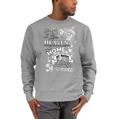 My nana back heaven home(white)''Champion Sweatshirt