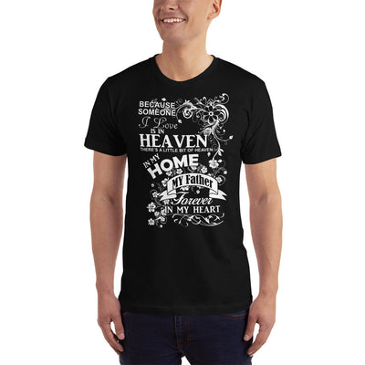''Father heaven home white'' Short-Sleeve T-Shirt
