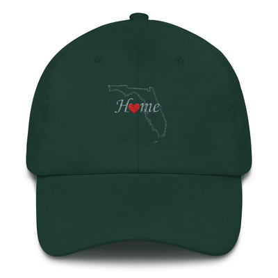''Home'' gun, Dad hat