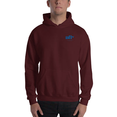 afr IT Department Heavy Hooded Sweatshirt