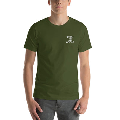 Chain smoker Short-Sleeve Unisex T-Shirt