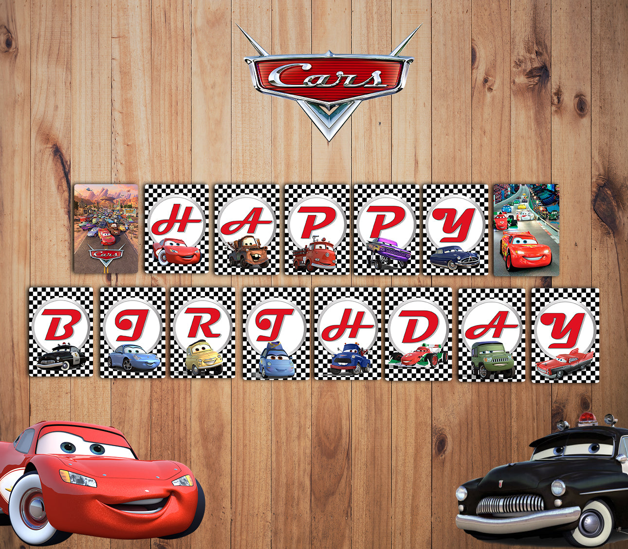 Disney cars party package cars birthday under construction banner disney cars party package cars birthday under construction banner banner bag solutioingenieria Image collections