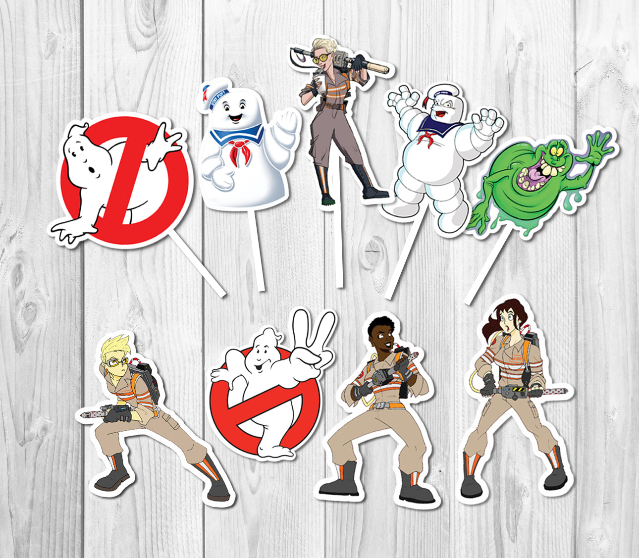 Ghostbusters party package, Ghostbusters Birthday, Under ...