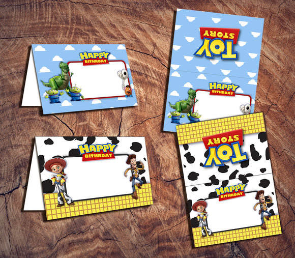Toy Story Tent Cards Buffet labels Buffet Signs Food Tent Cards Food & Toy Story Tent Cards Buffet labels Buffet Signs Food Tent Cards ...