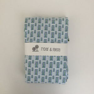 Powder Trax Fitted Crib Sheet Packaging