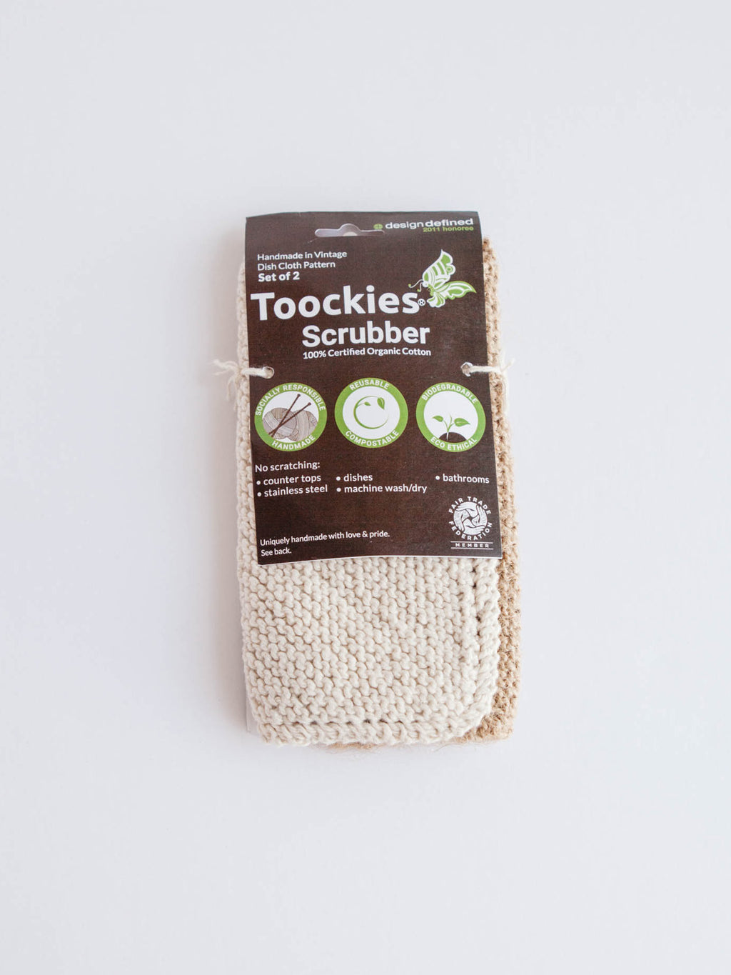Organic Cotton Kitchen Cloths