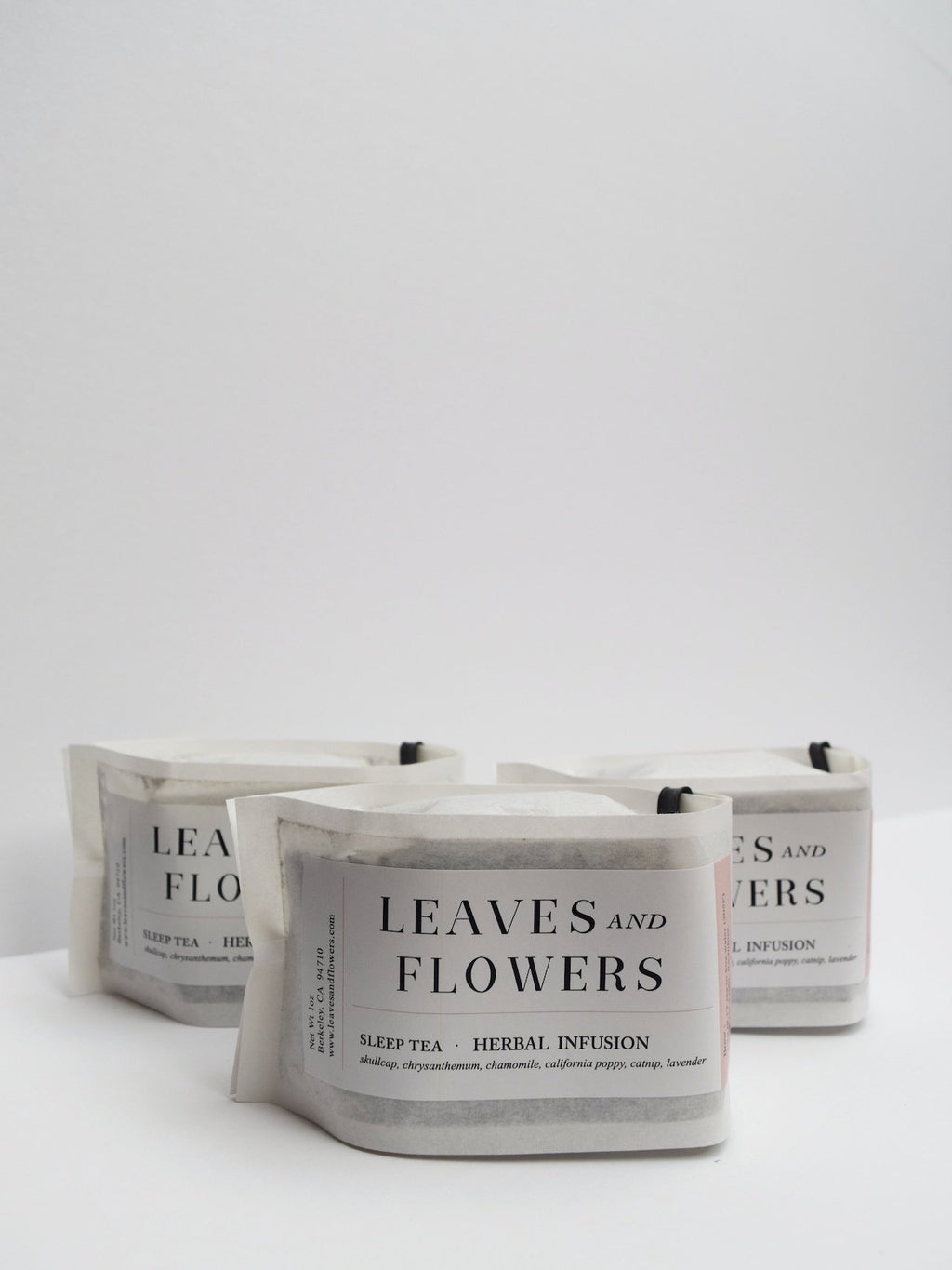 Leaves & Flowers Tea
