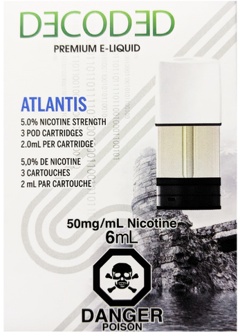 ATLANTIS STLTH PODS