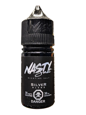 NASTY SALT SILVER E JUICE