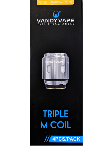 VANDY VAPE TRIPLE M COIL