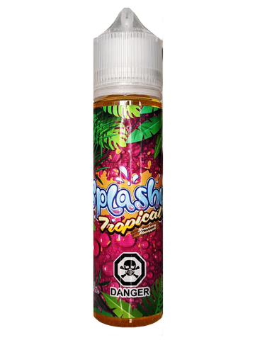 SPLASHY TROPICAL PINEAPPLE STRAWBERRY