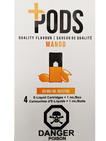PLUS PODS MANGO