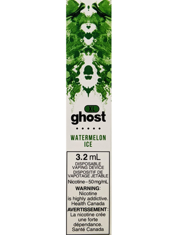 GHOST XL WATERMELON ICE VAPE