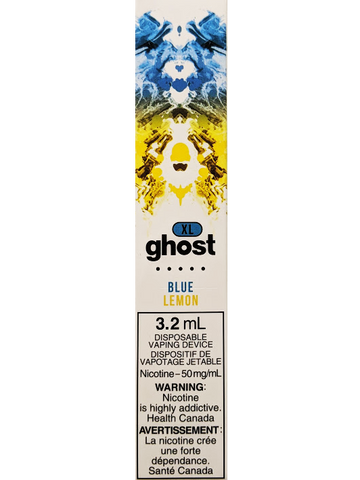 GHOST XL BLUE LEMON
