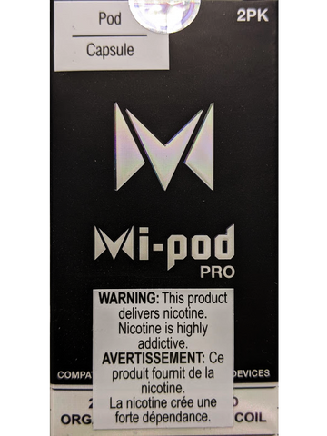 MI-POD PRO REPLACEMENT PODS