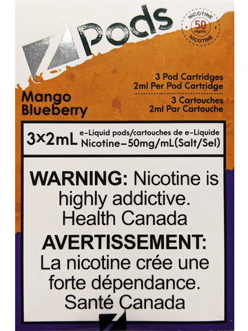 Z PODS MANGO BLUEBERRY