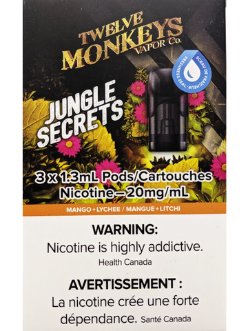 NIKKI PODS JUNGLE SECRETS
