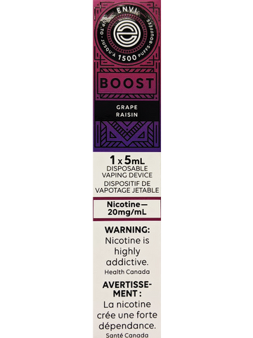 ENVI BOOST GRAPE